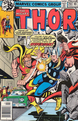 Thor #280, Hyperion