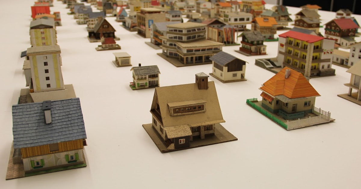 The 387 Houses of Peter Fritz Special Models a Viennese Insurance Clerk