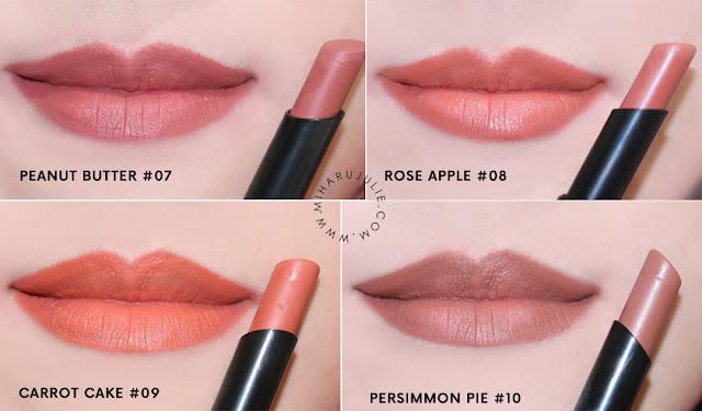 review Face2Face XOXO Matte Lipstick
