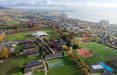 """Instituto Le Rosey es conocida como la """"Escuela de los reyes"""""""
