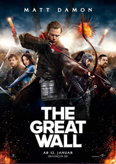 Download Film The Great Wall (2017) HD Subtitle Indonesia Full Movie