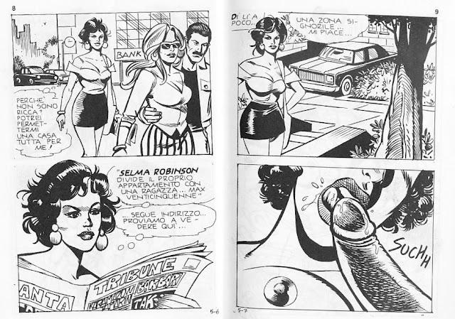 Interrazziale cartoon sesso fumetti