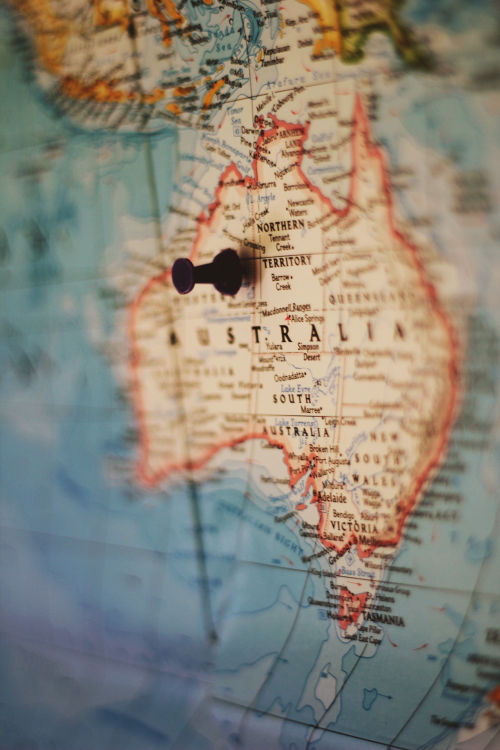 The Australia Series: Our Itinerary