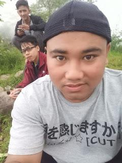 foto gunung kasur cipanas