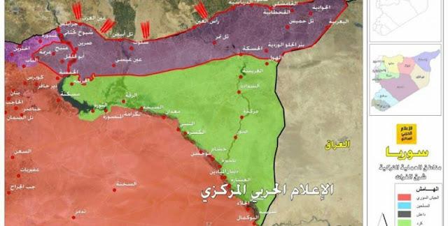 Μια ολόκληρη Στρατιά στα σύνορα με τη Συρία έχει ο Ερντογάν έτοιμη για εισβολή…