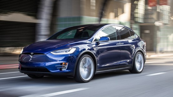 Tesla Model X 2016 review and spesifications