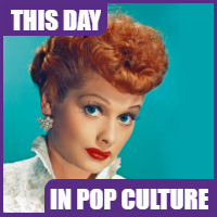 Lucille Ball was born on August 6, 1911.