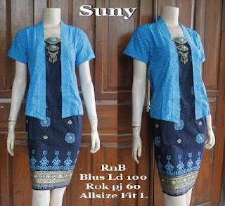 Kebaya Batik Suny KBW 343