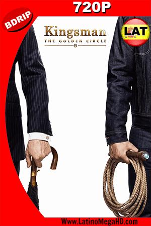 Kingsman: El círculo dorado (2017) Latino HD BDRIP 720p ()