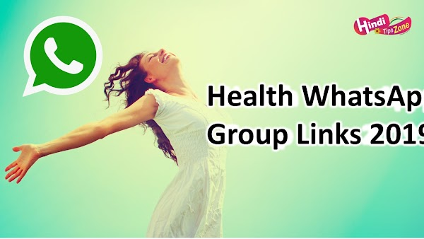 [NEW] BEST Health & Fitness Whatsapp Groups Links In India