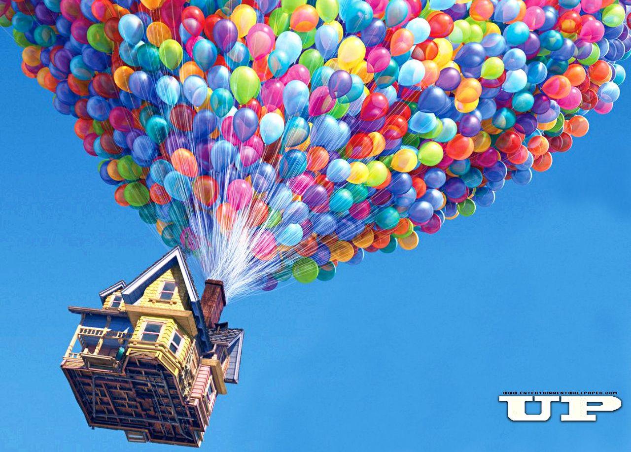 Respuestas ix levantar una casa con globos up ciencia - Como conseguir globos de helio ...