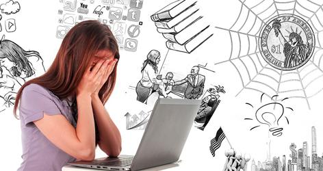 Cara Alami Mengatasi Sakit Kepala Karena Komputer