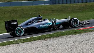 Latihan Bebas 2 (FP2) F1 Catalunya