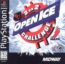 NHL Open Ice - PS1 - ISOs Download