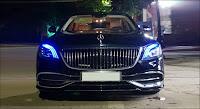 Hệ thống đèn độ giống với Mercedes Maybach S560 4MATIC 2019