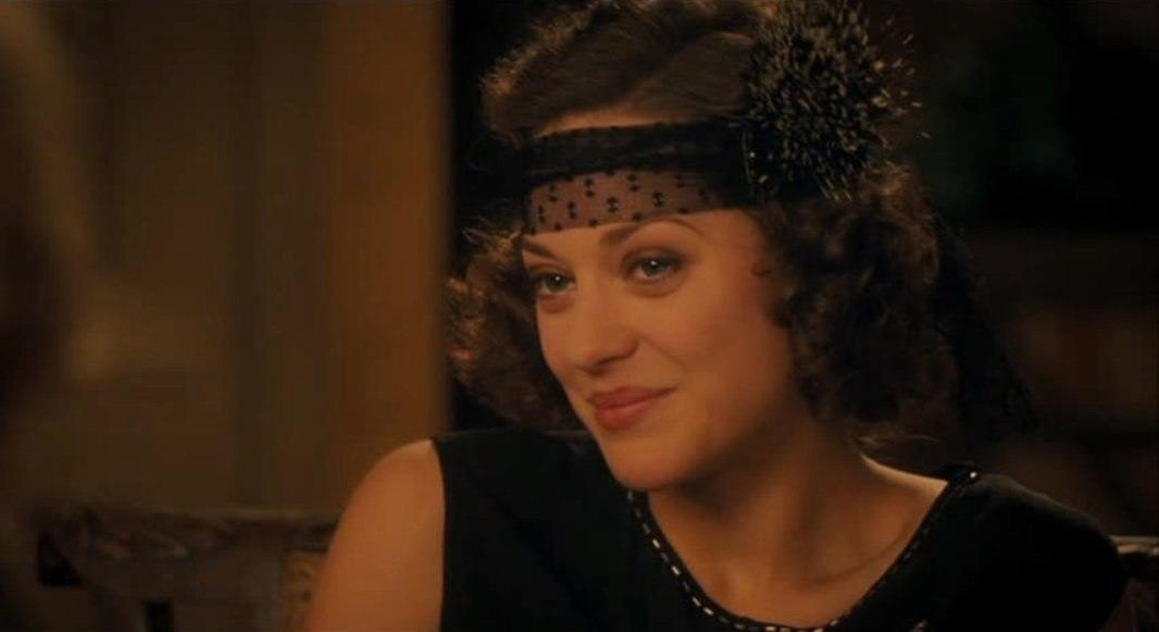 Movie And Tv Cast Screencaps Marion Cotillard As Adriana