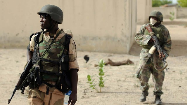 Nigerian Army Kill three Boko Haram terrorists, rescue a child