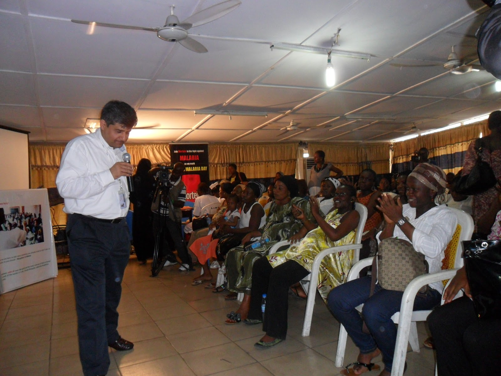 Welcome to Linda Ikeji's Blog: Pictures of Mortein World ...