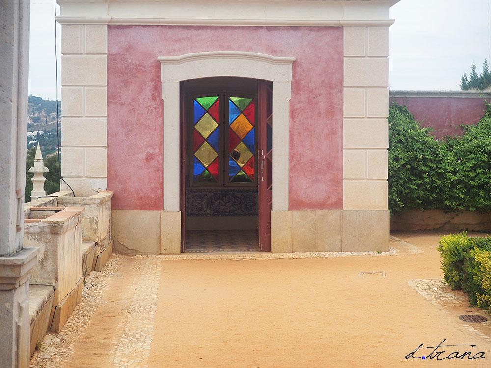 Puerta Palacio Estoi - Portugal
