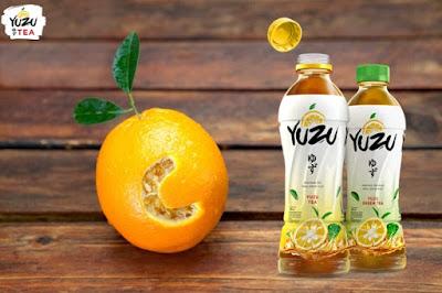 Minuman Yuzu Segar Untuk Tubuh