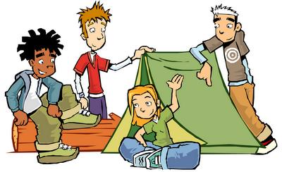 Cerpen Camping Yang Menyenangkan