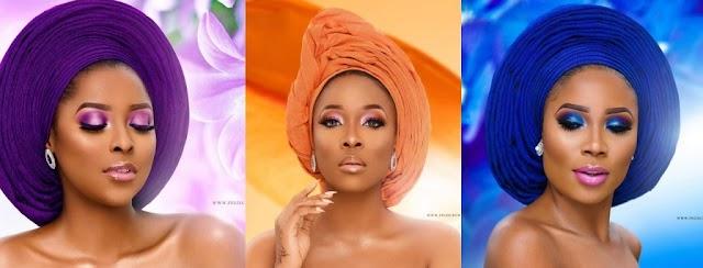 Labisi Presents STUNNING Traditional Wedding Makeup Ideas ..