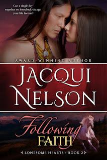 Following Faith's book cover
