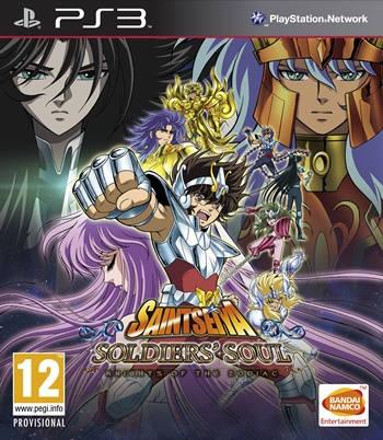Saint Seiya Soldiers Soul PS3 Español