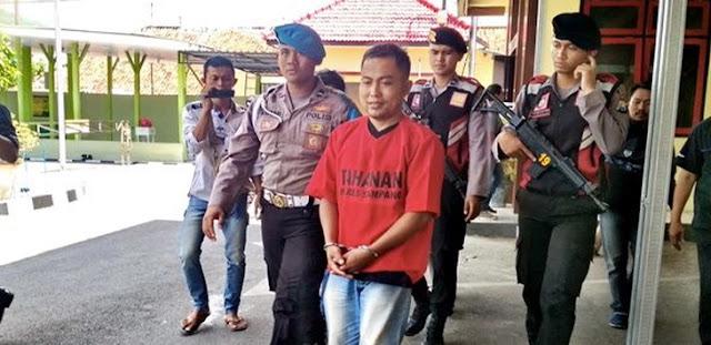 """Pembunuhan Subaidi Berawal dari Status """"Siapa Pendukung Jokowi yang Ingin Merasakan Pedang Ini"""""""