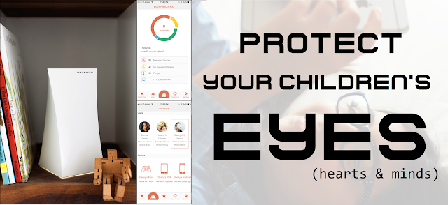 Protect Your Children's Eyes with Gryphon