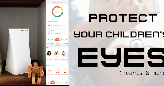 Protect Your Children's Eyes with the Gryphon Internet Router