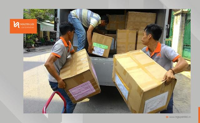 Thuê xe tải NguyenloiMoving