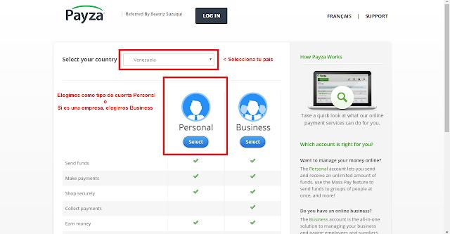 Payza Procesador de Pagos Online (e-Wallet)