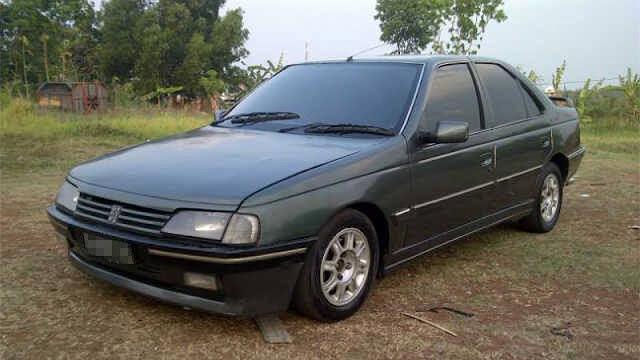 Peugeot 405 SR