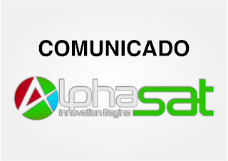 COMUNICADO ALPHASAT AOS USUARIOS DA MARCA SOBRE AJUSTES NO IPTV CONFIRAM COMUNICADO%2BALPHASAT