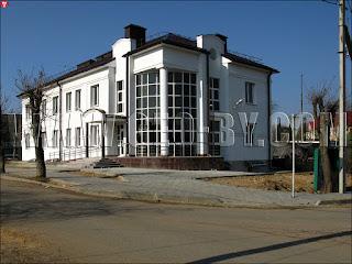 Логойск. Улица Харченко