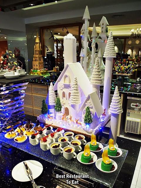 CHRISTMAS 2018 Menu - Desserts
