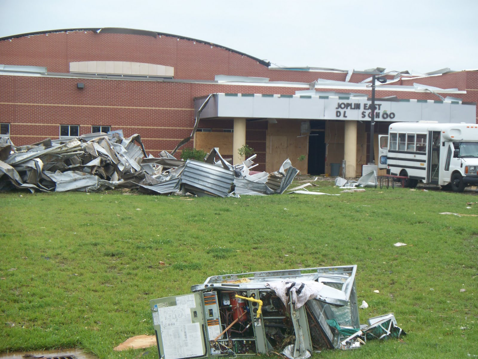 East Middle School Roundabout An Examination Of Tornado