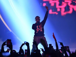 "Travis Scott's ""Astroworld"" Is Officially Double Platinum"