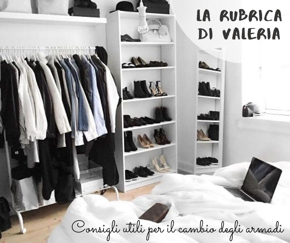 La Rubrica di Valeria: consigli utili per il cambio degli ...