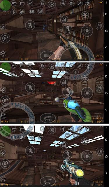 Cara Mod Pasang Peta dan Senjata Counter Strike Android