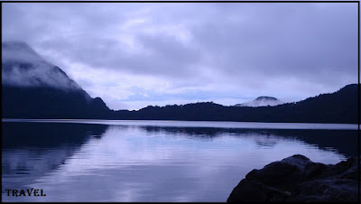 The Attractions Of The Lake Mount Seven Jambi