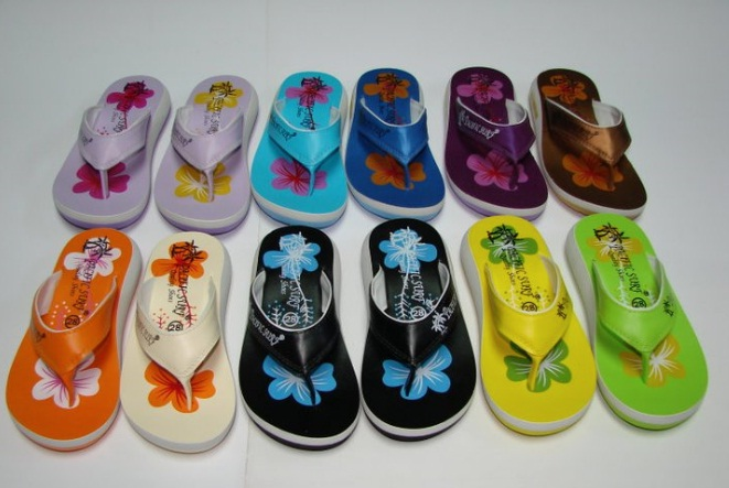 55997a6960568a Wholesale Products Thailand  Womens Flip flop Sandals Slippers ...