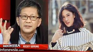 Lengkap! Ini Profil Rocky Gerung, Pengamat Politik Indonesia Paling Fenomenal