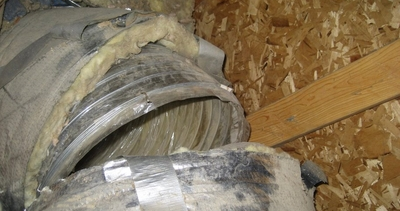 Leaking Ductwork May Be Cooling and Heating Your Attic