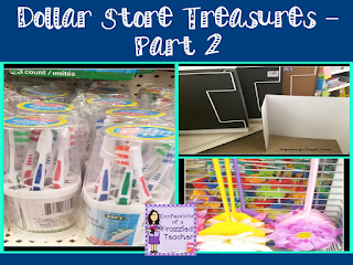 Dollar Store Treasures - Part 2