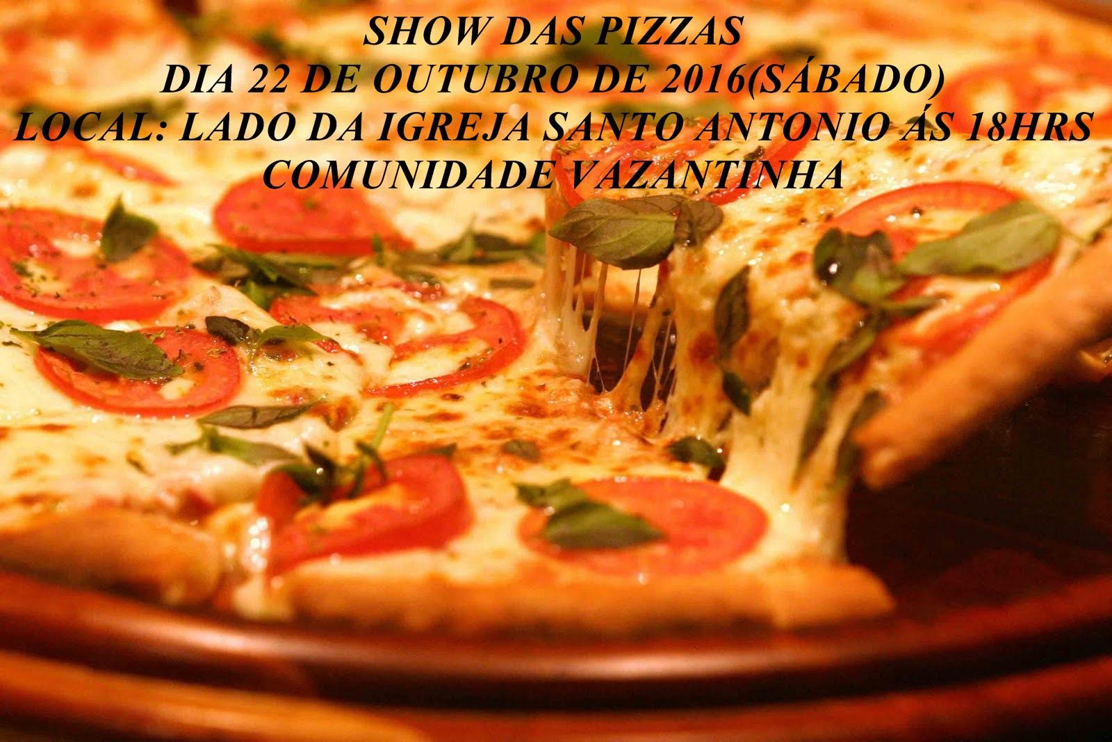 Show das Pizzas