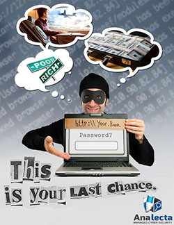 This is your last change poster