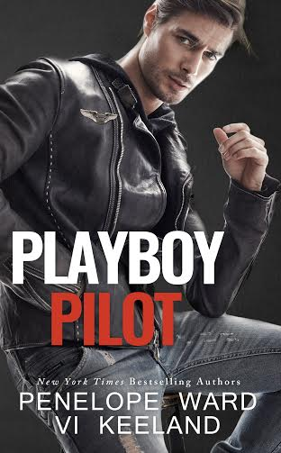 Cover Reveal: Playboy Pilot by Penelope Ward and Vi Keeland