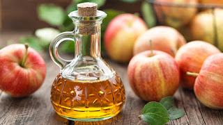 Como usar el vinagre de manzana para el acne
